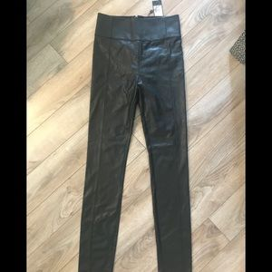 BCBG Leather Pants XS
